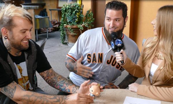 Epic Ink Chris 51 Josh Bodwell Interview 2015 Wizard World San Jose