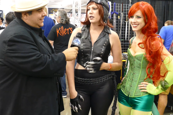 Girls of Wizard World Comic Con San Jose 2015