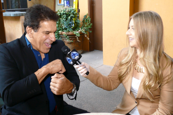 Lou Ferrigno Incredible Hulk Love You Man Wizard World San Jose 2015