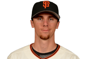 Meet San Francisco Giants Rookie 3B Matt Duffy at Lefty's!