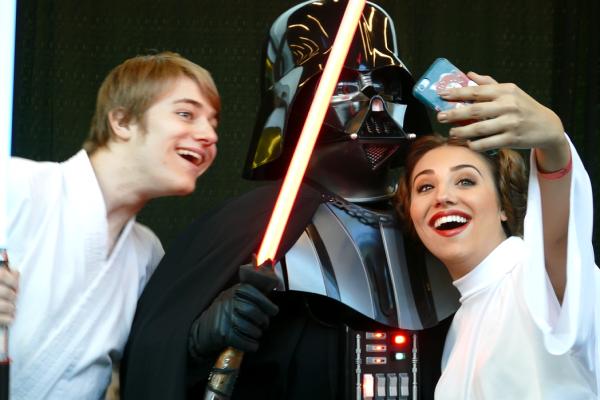 Wizard World San Jose 2015 Comic Con Force Awakens Star Wars
