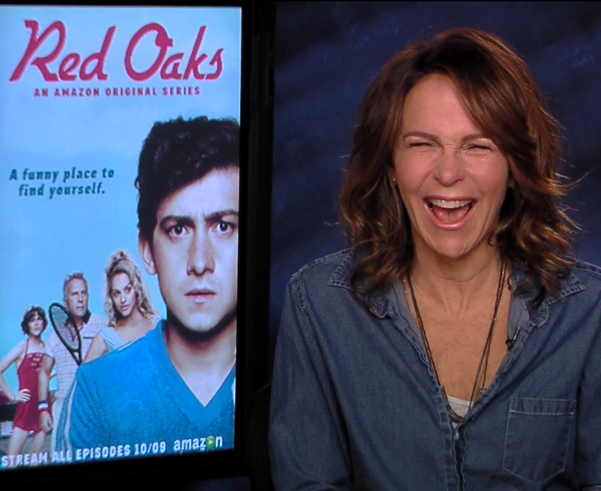 Jennifer Grey Talks Johnny Depp Patrick Swayze Red Oaks Chicago