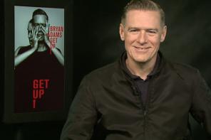 "Bryan Adams Talks ""Spectre"" Bond Girls, Clint Eastwood, & New Album!"