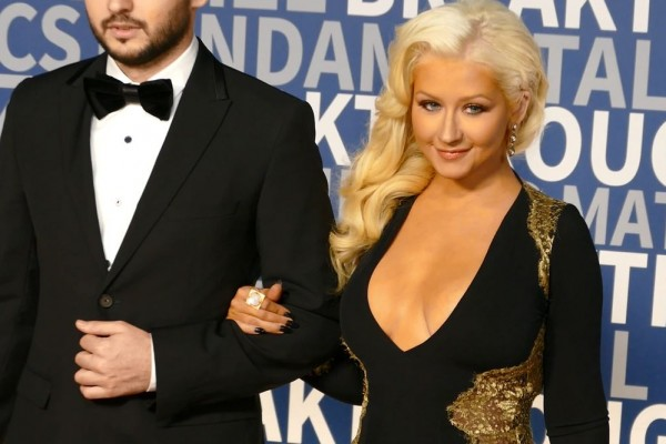 Christina Aguilera Breakthrough Prize Awards Ceremony 3rd Annual 2016 Red Carpet Arrivals