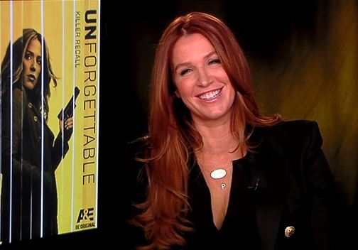 Poppy Montgomery MAXIM Unforgettable Interview 2015
