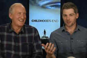 Charles Dance: Tywin Lannister v. Childhood's End Karellen?