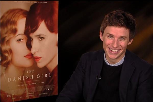 Eddie Redmayne The Danish Girl Fantastic Beasts Star Wars Interview