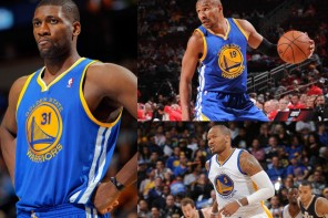 Meet Leandro Barbosa, Festus Ezeli & Marreese Speights!