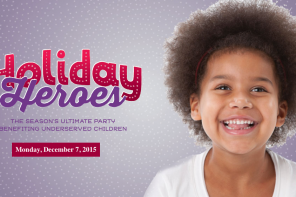 Meet Athletes, Party at AT&T, & Help Kids at Holiday Heroes