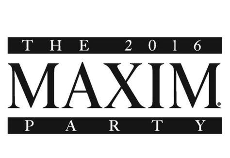 Maxim Super Bowl Party Treasure Island San Francisco 2016 Super Bowl 50