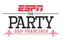 ESPN Super Bowl Party 2016 San Francisco Bay Area