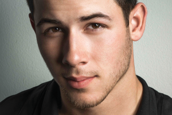 Nick Jonas ESPN The Party Super Bowl Party