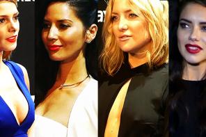 Adriana Lima, Olivia Munn, Kate Hudson Slay the Red Carpet!