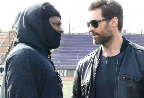 Hugh Jackman Marshawn Lynch Eddie The Eagle Beast Mode
