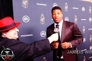 Jameis Winston & NFL Stars Talk Fashion At Madden Bowl!