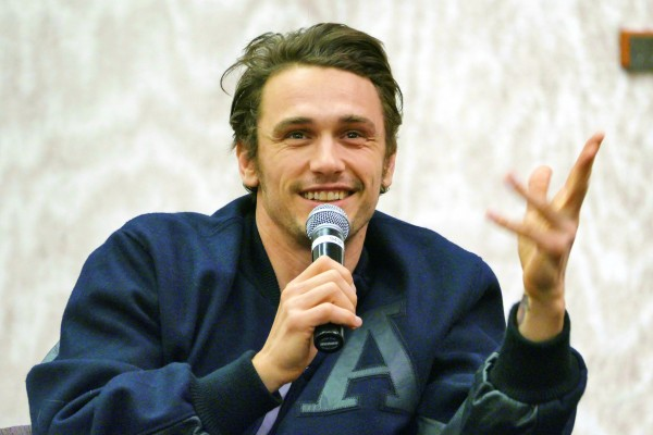 James Franco Cinequest General Hospital Maverick Award Palo Alto