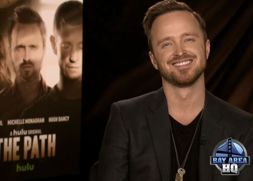 Aaron Paul The Path Interview Hulu