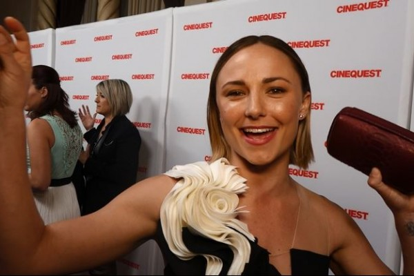 Briana Evigan - Cinequest 2016