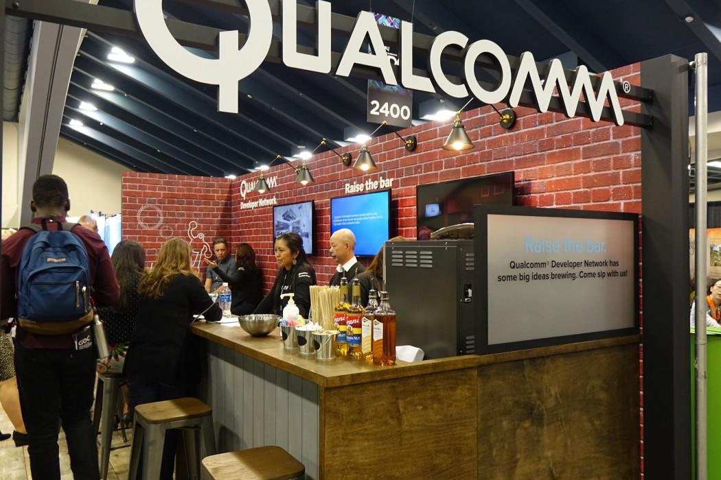 The Qualcomm Bar