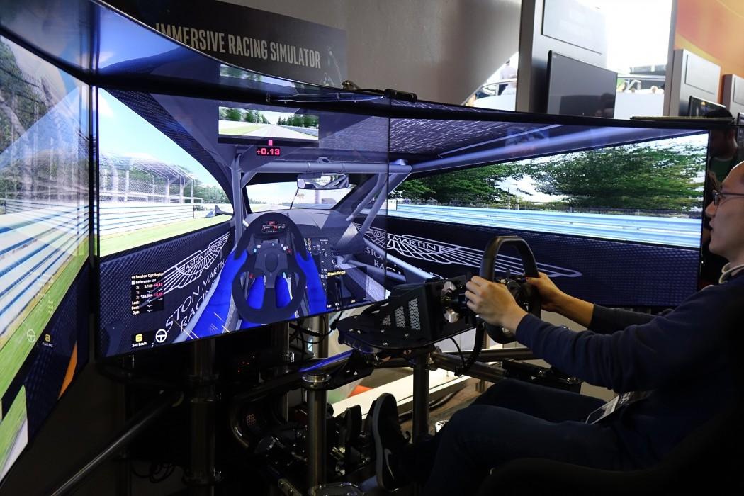 Driving Simulator at GDC