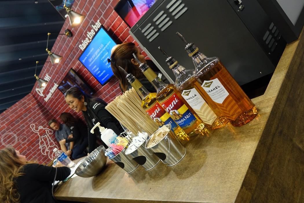 The Qualcomm bar at GDC