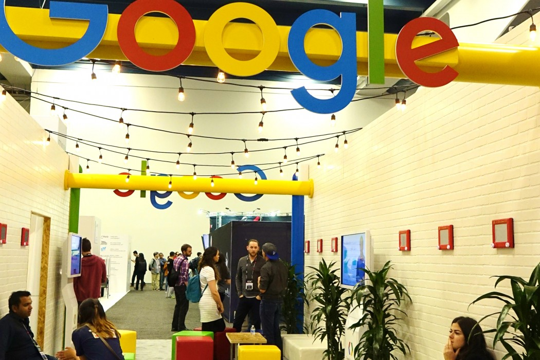 The Google Booth