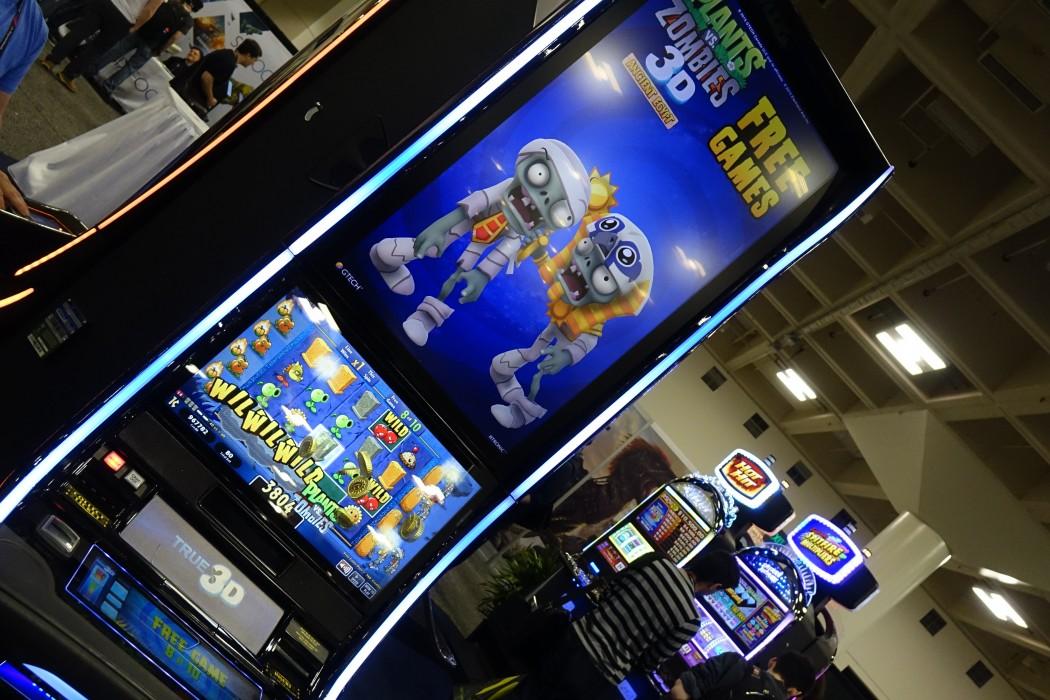 Casino gaming at GDC