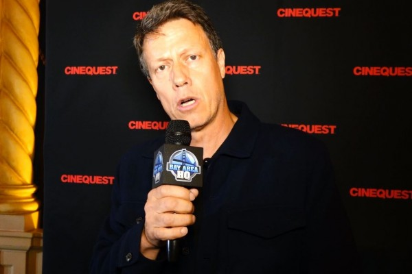 Gavin Hood Cinequest 2016 Eye in the Sky Opening Night Interview
