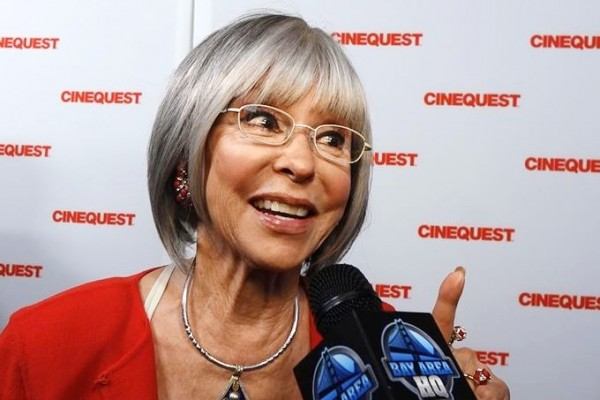 Rita Moreno Cinequest 2016 Interview