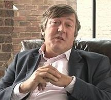 Stephen Fry SFIFF