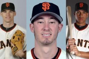 Trevor Brown, Tomlinson, Adrianza,SF Giants To Meet Fans