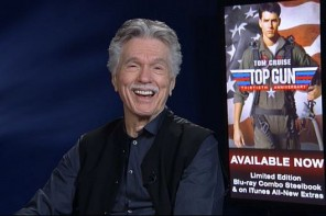 Top Gun Blu Ray: 30th Anniversary Interview with Tom Skerritt
