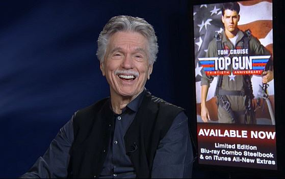 Tom Skerritt Top Gun Viper Blu Ray Steelbook Review
