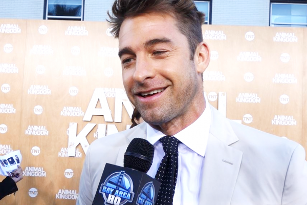 Animal Kingdom TNT Premiere Cast Scott Speedman Ellen Barkin 2