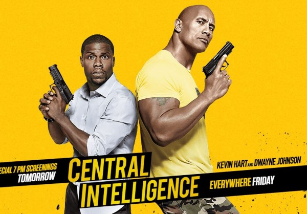 Central Intelligence Movie Review