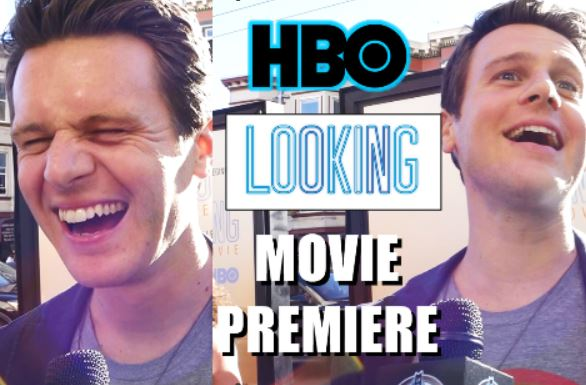 Jonathan Groff HBO Looking Movie San Francisco Pride 2016 Hamilton Frozen Interview Cast