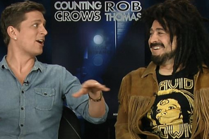 Counting Crows Rob Thomas Tour: Prince, Pranks & More!