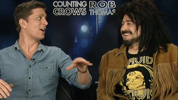 Rob Thomas Counting Crows Interview