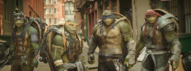 TMNT 2 Review: Teenage Mutant Ninja Turtles Out of The Shadows