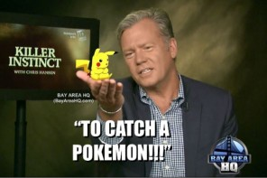 Chris Hansen Killer Instinct: To Catch A Pokemon?