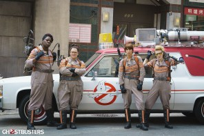Ghostbusters Movie Review: Cheesy, But Loveable Tribute