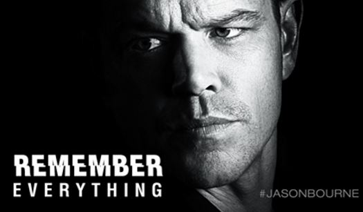 Jason Bourne Movie Review Bay Area Movies Bay Area Movie Reviews