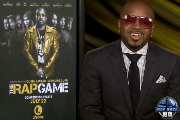 Pokemon Go for Jermaine Dupri - The Rap Game Interview Running Man Challenge Mariah Carey San Francisco Bay Area