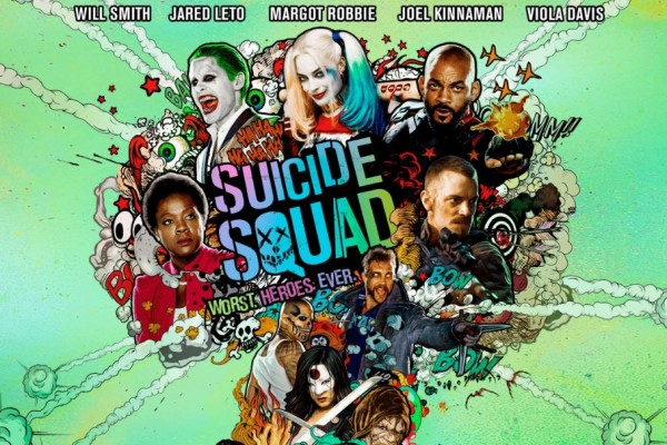 Suicide Squad Review Margot Robbie Harley Quinn Bay Area Movie Reviews