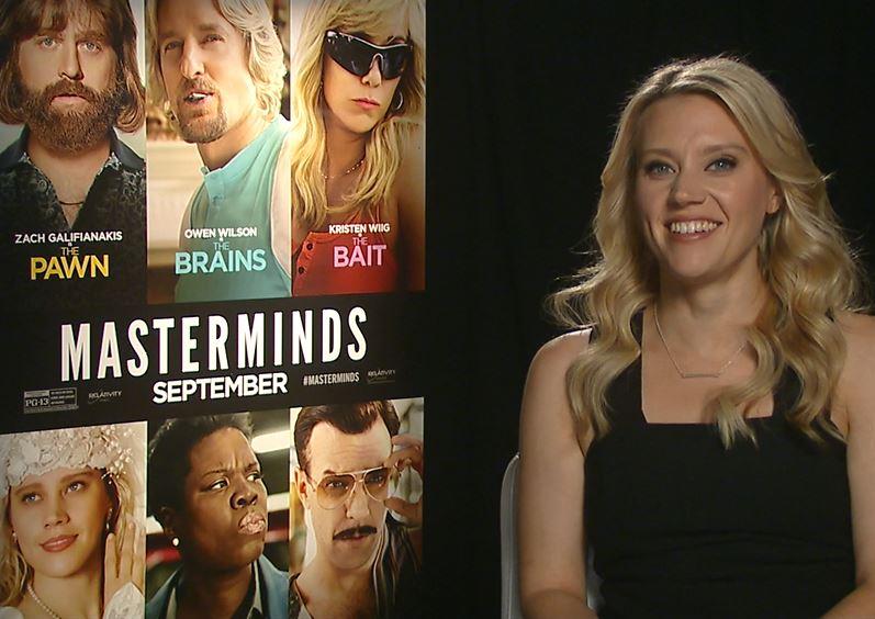 Kate McKinnon SNL Masterminds San Francisco