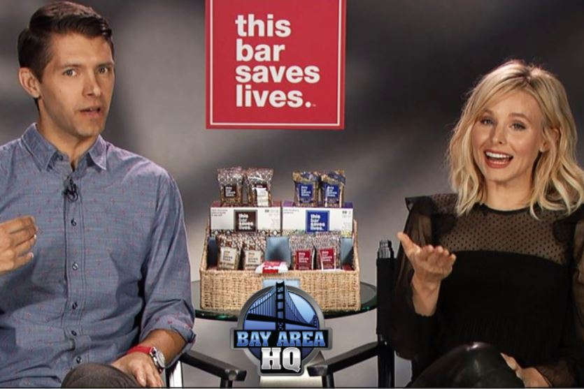 Kristen Bell Frozen 2 This Bar Saves Lives Interview Ryan Devlin 2016 Game Of Thrones Stranger Things The Good Place 2
