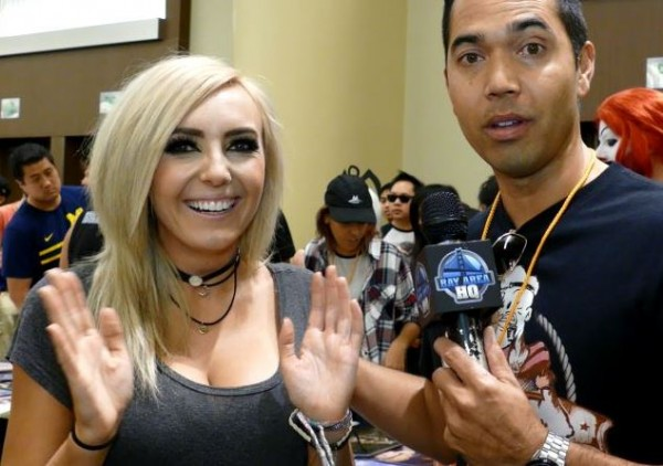 San Francisco Comic Con Highlights with Jessica Nigri and Lisa Lou Who Cosplay Queens 2016 Interview
