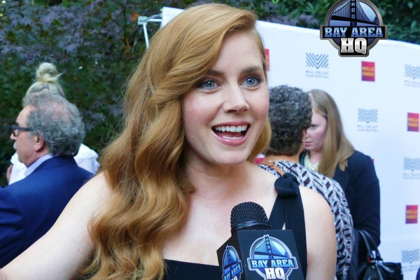 Amy Adams Arrival Premiere Mill Valley Film Festival 2016