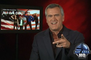 Bruce Campbell on Dressing in Drag, Sharknado, Evil Dead