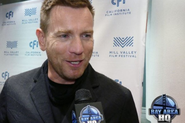 Ewan McGregor Wife Eve Mavrakis Mill Valley Film Festival Interview 2016 Star Wars Obi Wan Kenobi American Pastoral